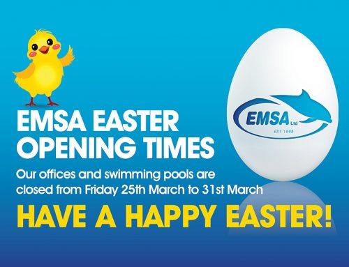 EMSA Easter Opening times