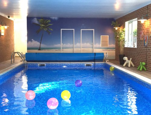 New Exclusive Pool in Ravenshead