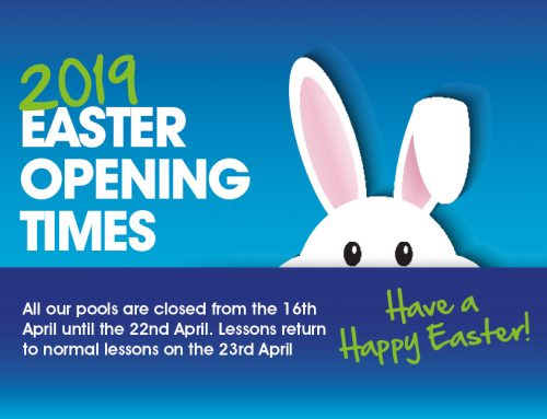 2019 Easter opening times