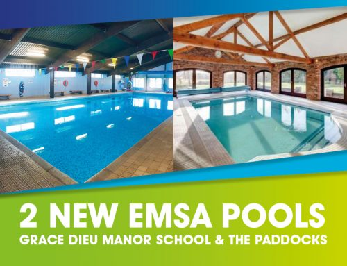 Swimming lessons at two new EMSA pools!